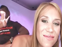 Nose, Bukkake swallow, Blonde getting fucked, Couples swap, Swap couples, Bukkake swallowing