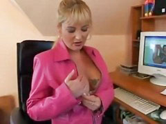 Ths, German busty blonde, Th, Mature in anal, Mature german anal, Mature anal busty